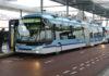 BRT bus railway transit