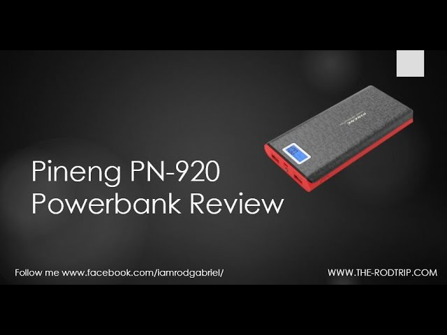 Pineng PN-920 powerbank