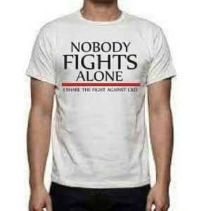 Nobody Fights Alone shirt