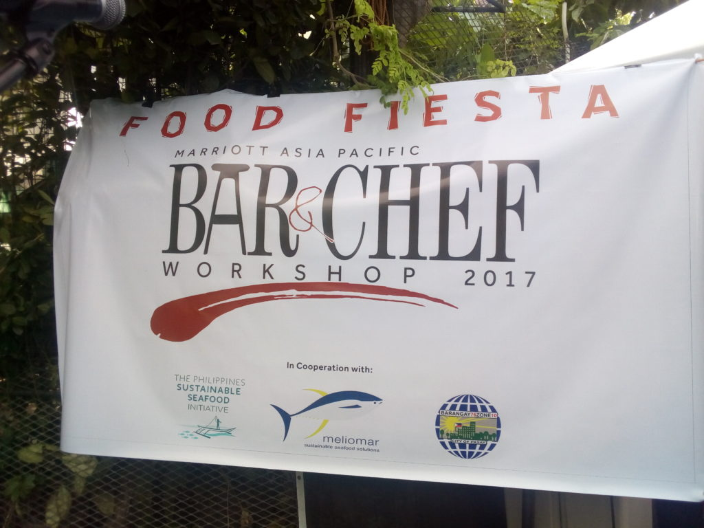 Food Fiesta Marriott Asia Pacific Bar and Chef Workshop 2017