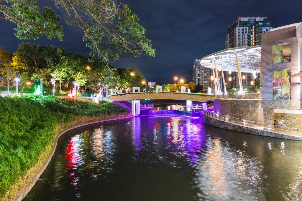 River Garden Festival Mall