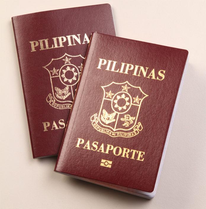 filipino tourists