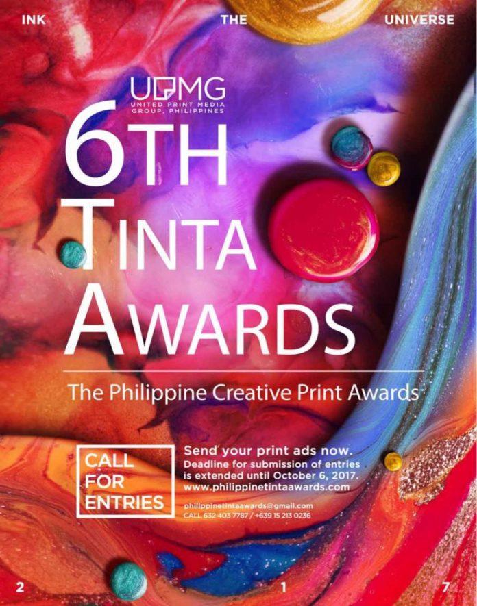 tinta awards