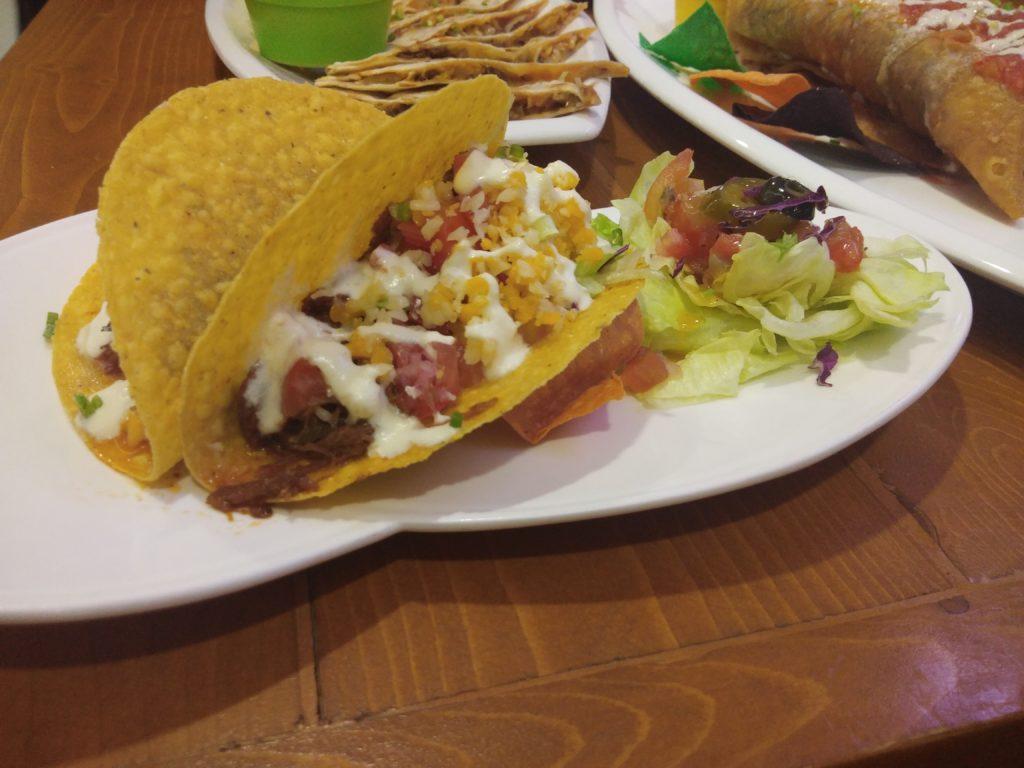 Fiery Style Tacos