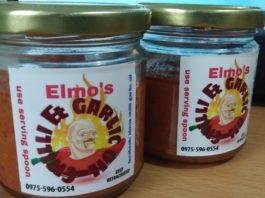 Elmos Chili and Garlic Oil